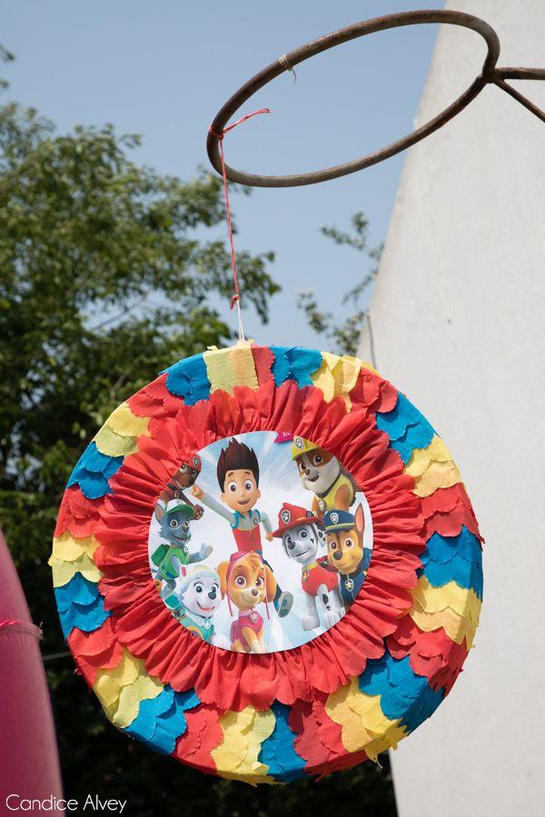 #PawPatrol piñata from Westpack
