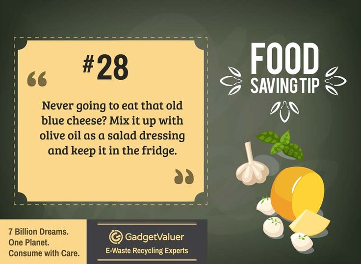 Food Saving Tip 28 | 150+ Sustainability Resources | #WED2015 #7BillionDreams #Sustainability