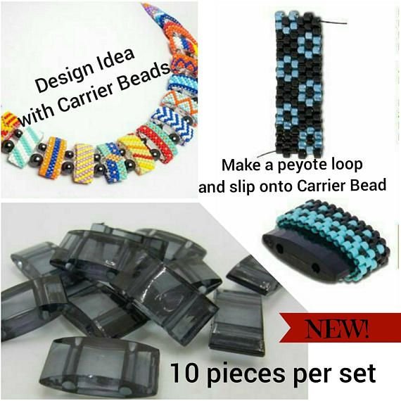 Hey, I found this really awesome Etsy listing at https://www.etsy.com/listing/551262693/carrier-beads-the-fast-easy-way-to-make