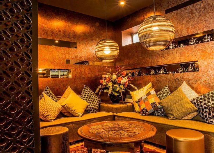 Home - Noara's restaurant and lounge - Marokkaanse en Europese keuken - Amsterdam