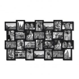 28 Opening Collage Picture Frame - Adeco - PF0553  #AdecoHomeGoods #PictureFrame