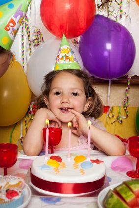 Balonowe przyjęcie dla maluchów