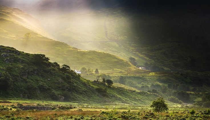 Somewhere in Wales by J  T on 500px