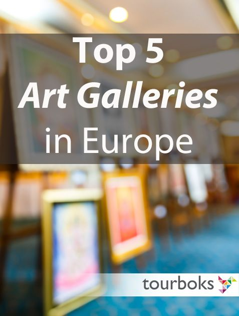 When travelling in Europe, there are a lot of things to see and do. But if you are a real Art Enthusiast, don't forget to check out the best galleries on your trip. Home of ancient masterpieces to modern arts, here are the 5 must-see art galleries featured by Tourboks.