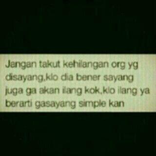 Simple kan.