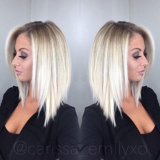 Kurze Haare färben 2019