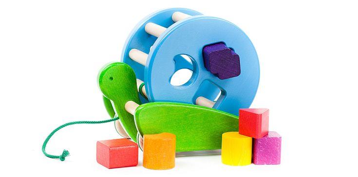 Drewniane zabawki dla dzieci w różnym wieku! Artykuł powstał we współpracy z www.bobelo.pl