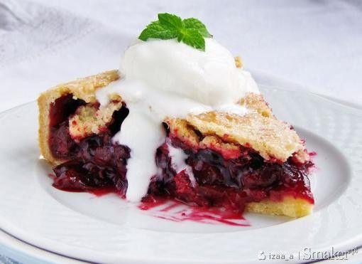 Ciasto wiśniowe rodem z Twin Peaks