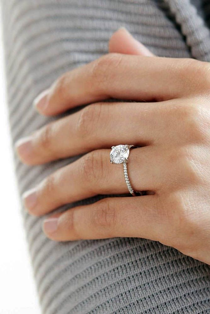 30 Amazing Simple Engagement Rings Engagement Best Engagement Rings Wedding Rings Simple