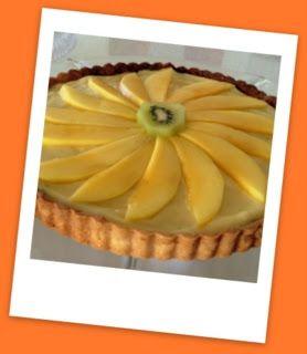 Thermolicious: Mango Lime Tart