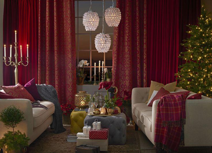 En lyxig jul med fina Elle från Jotex.