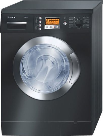 The Bosch Exxcel (WVD2452BGB) is definitely a handsome integrated washer and dryer. It sells for about $640 and has a bunch of different features, plus it comes in an awesome black finish, which sets it apart.