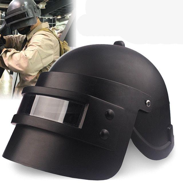 Game Cosplay Mask Battlegrounds Level 3 Helmet Cap Props