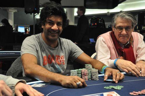 EPT Deauville - Vikash Dhorasoo. #Winamax #Poker
