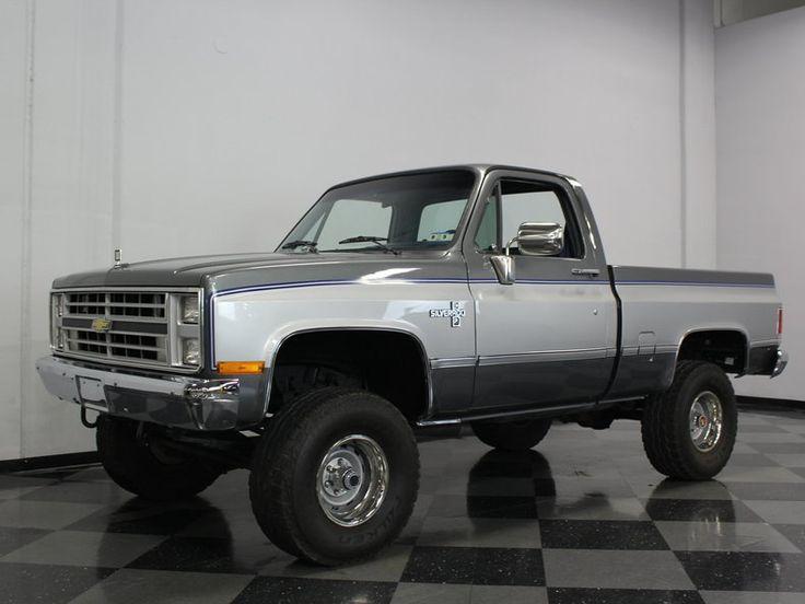 1987 Chevrolet K-10 Silverado