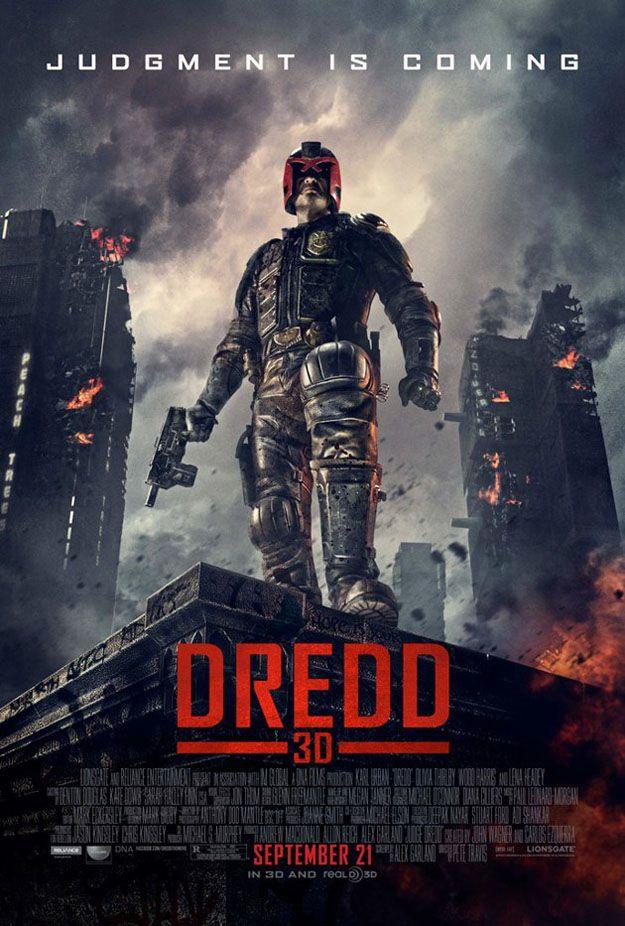 (Dredd 3D (2012))