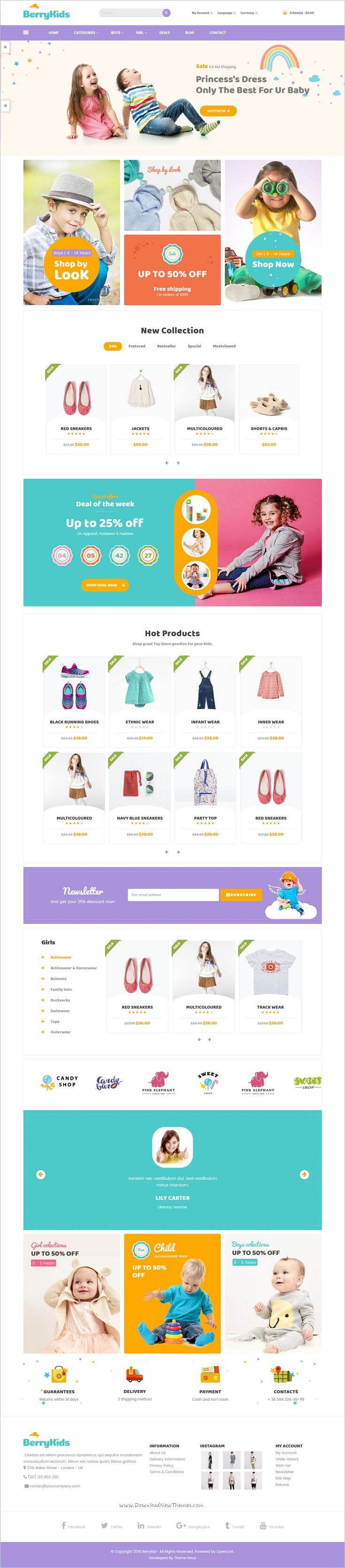 Lexus Berrykid is a creative and powerful 4in1 responsive #Opencart theme for #kids, #toys online #shop eCommerce website with ultimate core features download now➩ https://themeforest.net/item/lexus-berrykid-kid-shop-opencart-theme/19087005?ref=Datasata