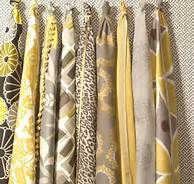 Yellow And Grey Kitchen Curtains   Bing Images