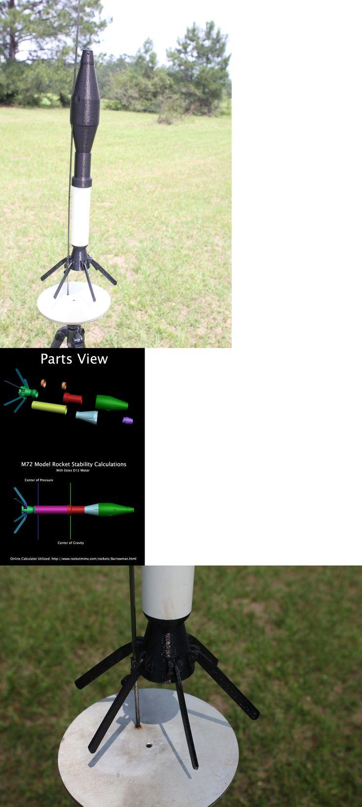 Rocketry 2567: M72 Law 66Mm 1:1 Scale Model Rocket Estes D12 Motor Vietnam Inert Replica M72a1 -> BUY IT NOW ONLY: $60 on eBay!