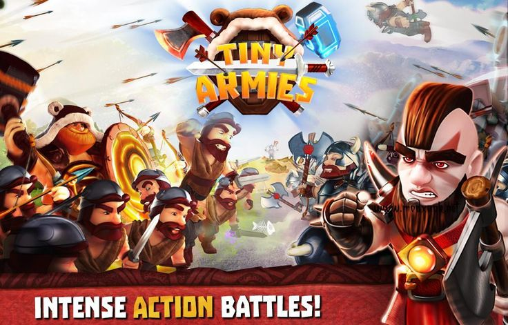 Descargar Tiny Armies – Online Battles v2.2.1 Android Apk Hack Mod - http://www.modxapk.net/descargar-tiny-armies-online-battles-v2-2-1-android-apk-hack-mod/