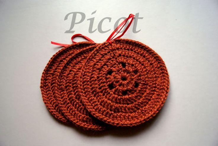 Picot - Szydełkowe Inspiracje: Witam :)