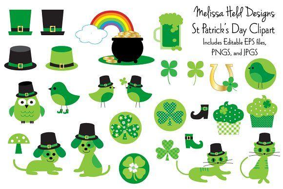 St Patrick S Day Clipart Graphics St Patricks Day Clipart St Patricks Day Cards St Patrick S Day