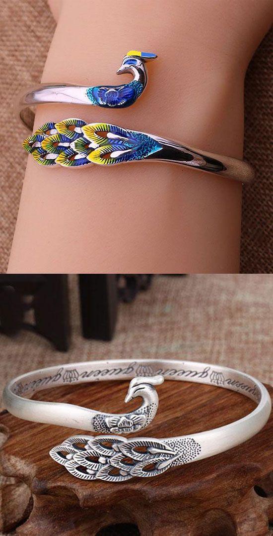 Unique Handmade bracelets 100/% Pure Silver