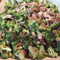Broccoli Cranberry Salad - Allrecipes.com
