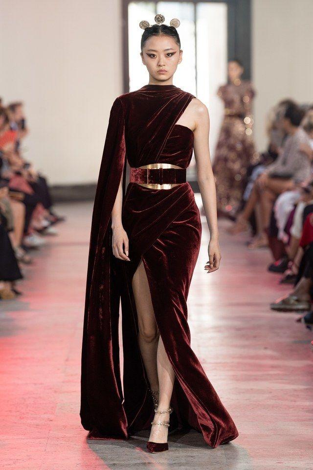 Elie Saab Herbst/Winter 2019-2020 Haute Couture – Kollektion