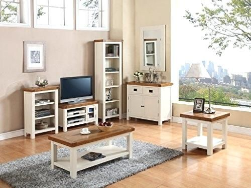 Groovy White Wood Living Room Furniture Oak Living Room Furniture Interior Design Ideas Philsoteloinfo