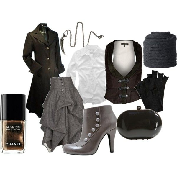 """modern steampunk"" by vendettaviv on Polyvore"