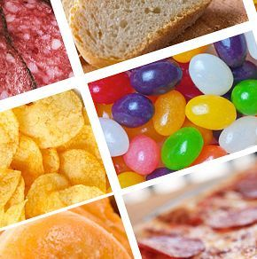 List Of Foods That Contain Parabens