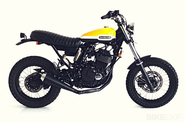 Custom motorcycles, classic motorcycles and cafe racers | Part 3