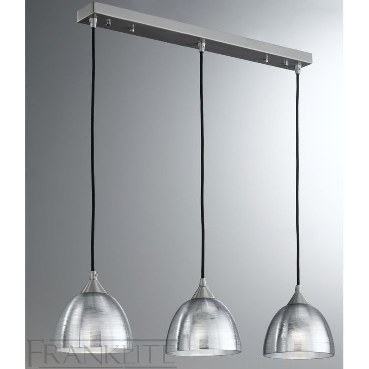 Franklite fl2290 3 927 vetross triple bar pendant w t lighting