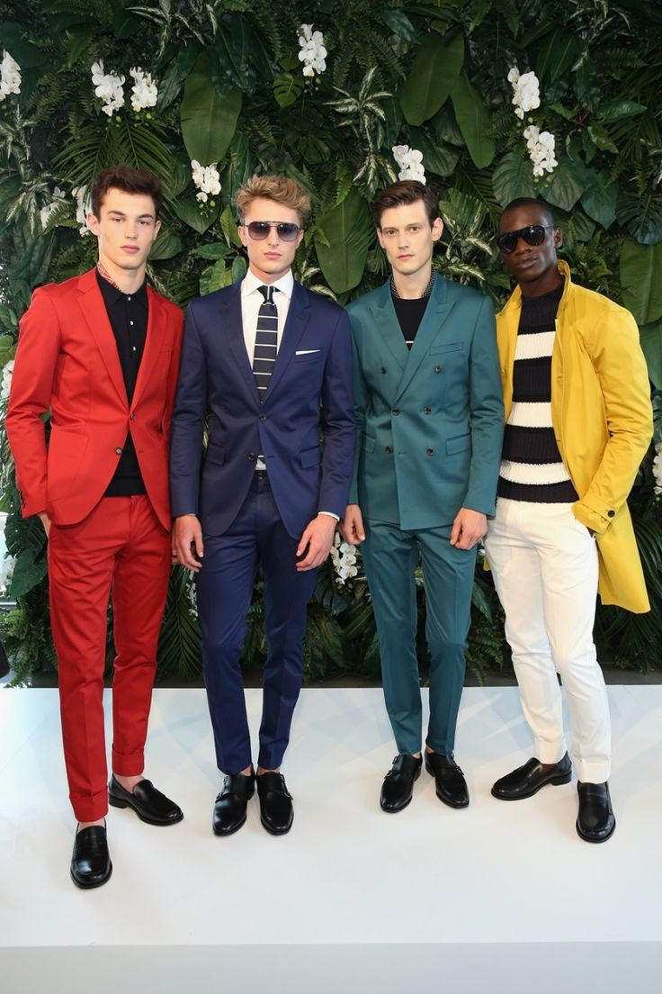 Tommy Hilfiger Tailored Spring/Summer 2016 Collection | New York Fashion Week: Men