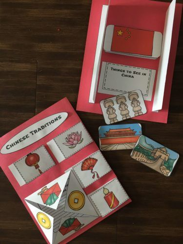 Chinese New Year Interactive Notebook- Free until 1-20-17