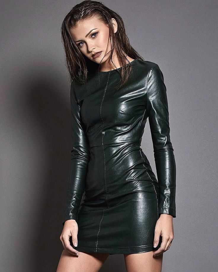 Women erotic lingerie sexy leather latex