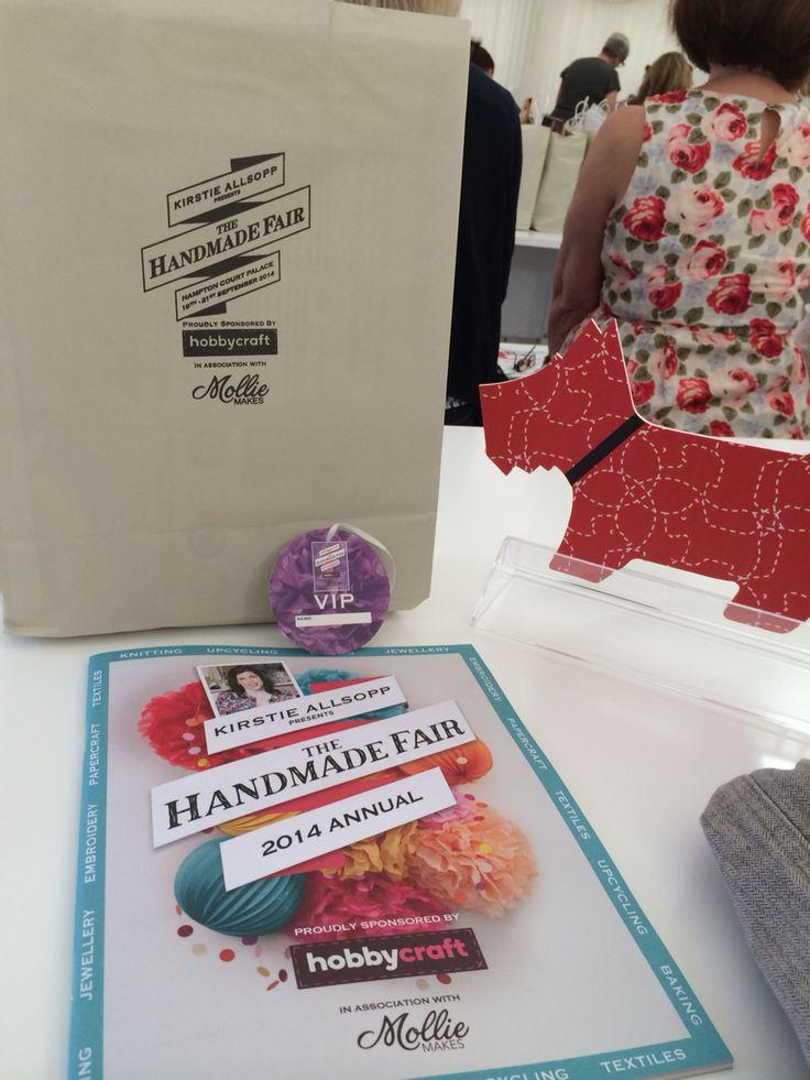 The Homemade Fair  Hampton Court 2014