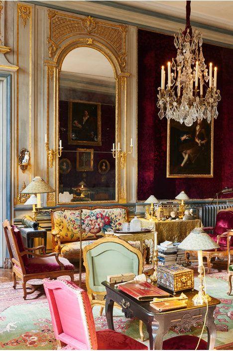 Joseph Achkar, Michel Charriere, Hotel du Duc de Gesvres, Paris, Monsigny,