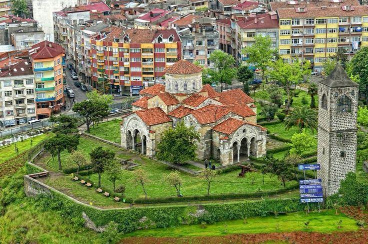 Ayasofya, Trabzon