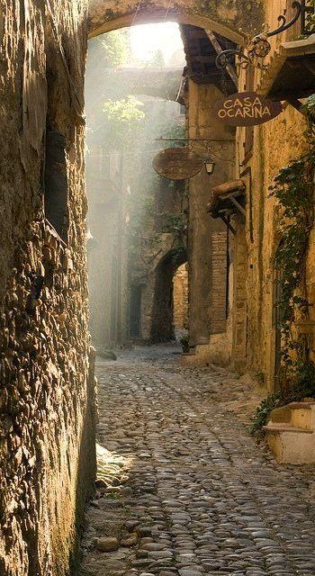 Old Liguria, Italy