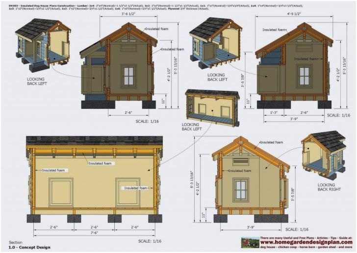 Cold Weather Dog House Plans Insulated Dog House Dog House
