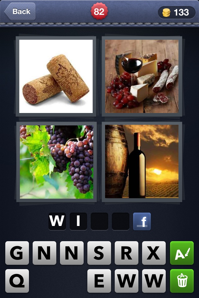Pin By Rachelle Vega On 4 Pics 1 Word For Pc Words Wine