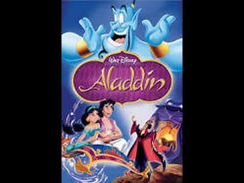 Aladdin 1992 Movie /  Scott Weinger, Robin Williams, Linda Larkin