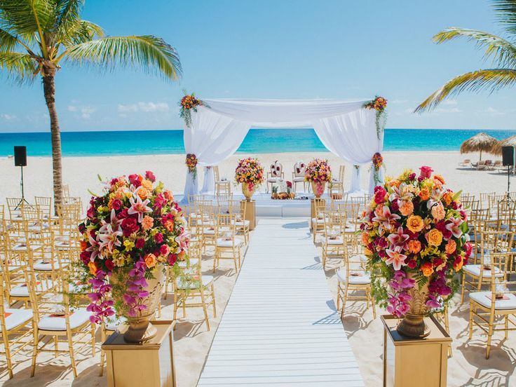 Beach+wedding+at+Hard+Rock+Hotel+&+Casino+Punta+Cana