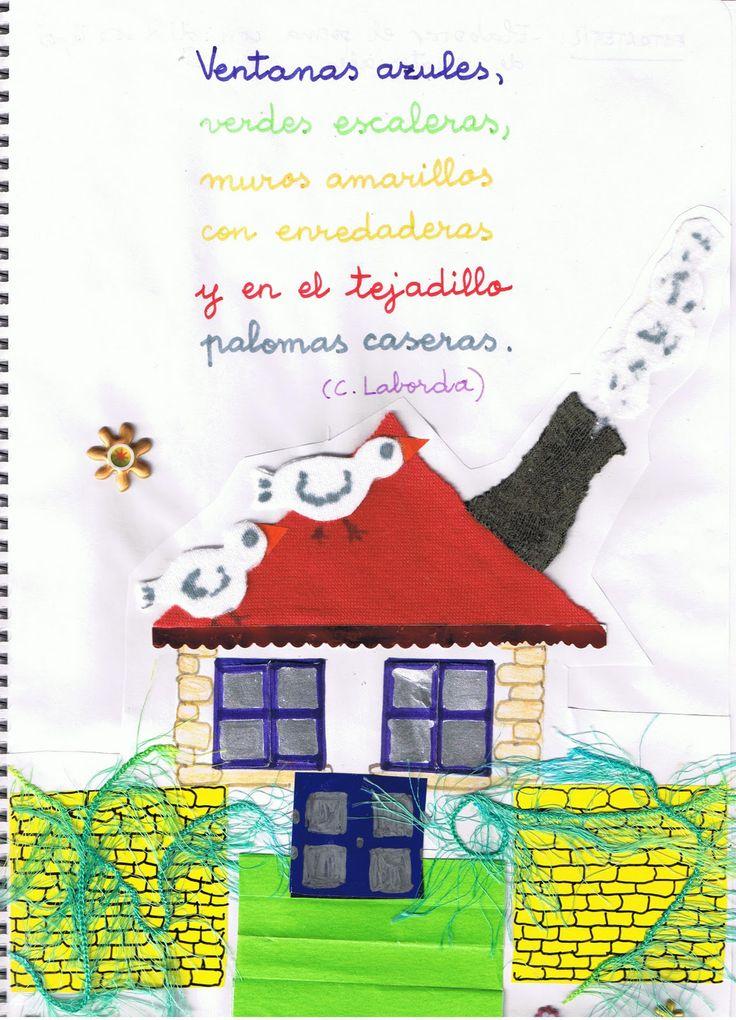 LAPICERO MÁGICO: Poesías ilustradas