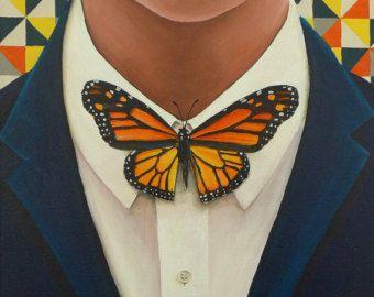 vlinderdassen