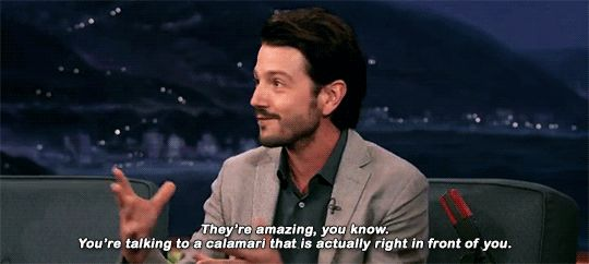 Jabba's Palace — kylemclachlan: Diego Luna on the practical effects...