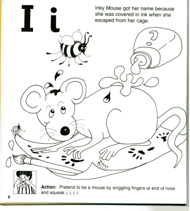 Colouring Worksheets Â« Â« Jolly Learning Jolly Learning | Jolly ...