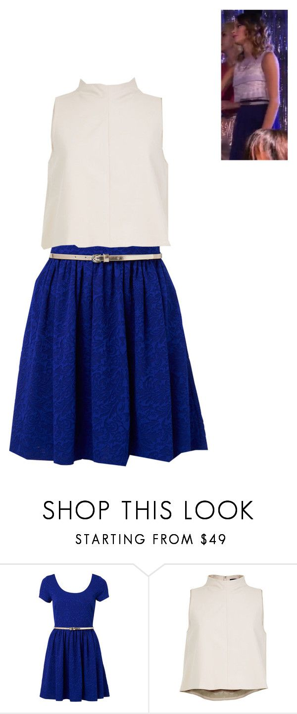 Violetta 2 By Maria Look Liked On Polyvore Featuring Forever New Tibi Women 39 S Clothing